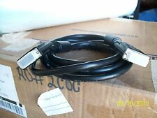 DVI-D Male To DVI-D Male Dual Link Digital Video Cable 12ft Black Fast Shipping!