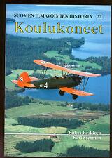 Finnish  Trainers ,   Keskinen & Stenman,   Finnish AF #22  SB BOOK