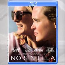 No Sin Ella - Freeheld - Blu-ray Región A, B, C