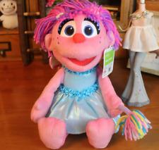 Abby Cadabby Plush Gund Sesame Street Fairy Doll Toy 30cm