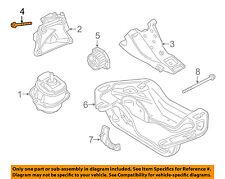 BMW OEM 15-16 X6 Engine Motor Transmission-Engine Support Bolt 12317584303