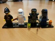Lego Minifigures series 11 Mini Figures - 4 Figures Included Free Delivery