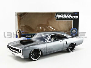 JADA TOYS 1/24 - PLYMOUTH ROAD RUNNER - DOM - FAST AND FURIOUS - 30745S