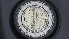 2 euro 2017 Lussemburgo Luxembourg Luxemburg Luxemburgo Guglielmo III Guillaume