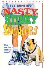 Nasty Stinky Sneakers (Turtleback School & Library