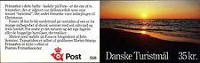 """DANIMARCA - Libretti - 1991 - """"NORDEN"""" - Turismo nelle regioni nordiche"""