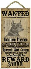 Wanted Western Poster St