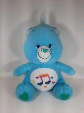 """Care Bears Heartsong Bear 13"""" Plush Nanco"""