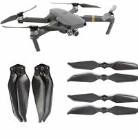 8331F Carbon Fiber Propellers for DJI Mavic Pro Platinum Low-Noise Quick-Release