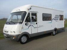 5 Sleeping Capacity Campervans & Motorhomes Hymer 2 Axles