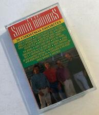 THE STATLER BROTHERS 20 Christmas Favorites 1994 Polygram Cassette Compilation