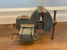 Wilton 4 Tilting Bench Vise With Swivel Base 121079 Vintage