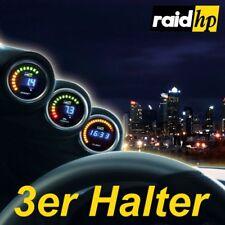 raid hp Instrumentenhalter - Renault Clio 1 - 3er Halter A-Säule Instrument