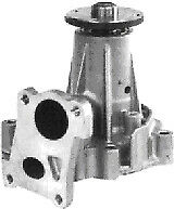 Protex Water Pump PWP3144 fits Mitsubishi Triton 2.5 4x4 (ME,MF,MG,MH,MJ), 2....