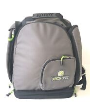 XBOX 360 Backpack Console Accessories Gray Black