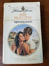Lightning Storm by Anne Mcallister (1985, Paperback)