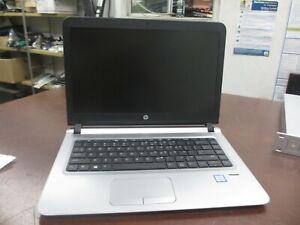 HP ProBook 440 G3 Core i3-6100U 2.30GHZ 8GB 320GB Linux Webcam Laptop [ NO AC ]