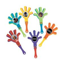 12  FORTNITE mini hand clappers, birthday party favors, loot bag FORT NIGHT nite