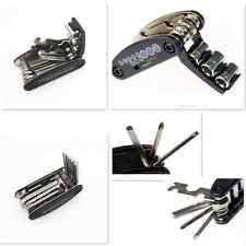 Hex Wrench Screwdriver Socket Wrench Portable Motorbike Bicycle Tools Repair Kit