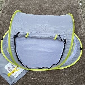 Portable Tent Net Canopy Baby Sun Shade Shelter Pop Up Travel Bed w Storage Bag