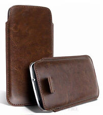 Leather Pouches/Sleeves for Samsung Galaxy S4