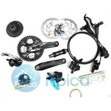 New Shimano Alivio M430 MTB Bike Group Groupset Hydraulic Brake Set M446 9-speed