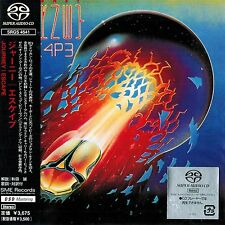 JOURNEY - ESCAPE - JAPAN SACD - NEW AND SEALED