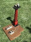 Vintage MARX O Scale Train Twin Flood Light Tower With Switch