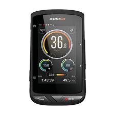 Xplova X5 - GPS Bike Computer, Smart Video, HD 720P, IPX7 water-proof, Black