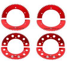 #35 Chain Sprocket Go Kart Racing 57,58,62,63 Mini Bike Gear Hub Split Sprockets