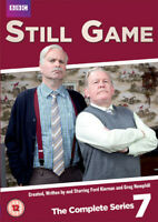 Still Game: The Complete Series 7 DVD (2016) Greg Hemphill cert 12 ***NEW***