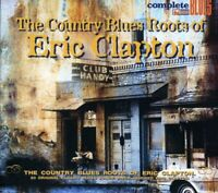 THE COUNTRY BLUES ROOTS OF - CLAPTON ERIC [CD]