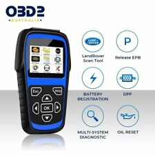 Land Rover & Jaguar Obd2 Diagnostic Scan Tool Scanner - ABS BMS AIRBAGS