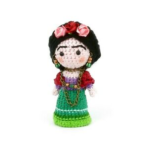 Mexican Traditional Doll Amigurumi, Handmade Crochet Toy, Plush