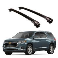 fits for Chevrolet Traverse 2018 2019 2020 roof Rail Rack Cross bar crossbar
