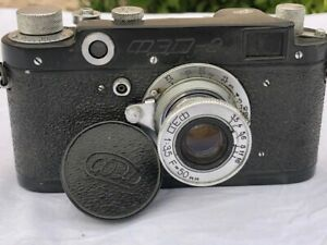 Vintage Fed-2 Leica style Camera