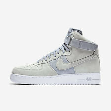 Nike Air Force 1 High Pure Platinum White Wolf Grey size 8 (# 315121-041)