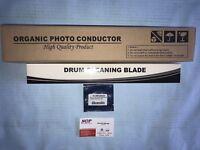 OPC BLACK Drum Rebuild Kit DR612K DR-612K Konica C452 C552 652 C654 C754 A0TK0RD