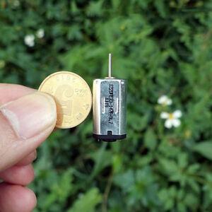 Micro N30 Motor DC3V-3.7V 32800RPM 9mm Shaft Length High Speed Strong Magnetic