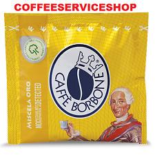 600 CIALDE ESE (44mm) IN CARTA FILTRO CAFFè BORBONE MISCELA ORO  - ORIGINALE -