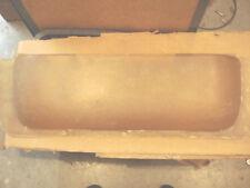 Door Arm Rest / Glove Box Section, New RH. 53-55 Corvette