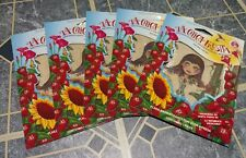 5 X LA CHICA FRESITA CAR AIR FRESHENER  STRAWBERRY FRESA AROMATIZANTE LOT