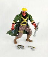Custom marvel legends DC casted head Grifter