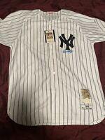 Don Mattingly New York Yankees Autographed Signed Jersey JSA COA TB