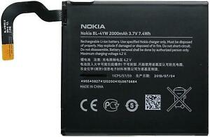 Genuine NOKIA LUMIA 925 BL-4YW Internal Replacement Battery 3.7V UK Stock