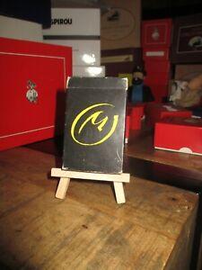 Blake&Mortimer-Ancien jeu de cartes, collector-La marque jaune-Carta Mundi 1992