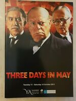 THREE DAYS IN MAY - WARREN CLARKE JEREMY CLYDE ROBERT DEMEGER MICHAEL SHELDON