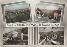 GIOIA DEI MARSI - Saluti - Vedute 1963