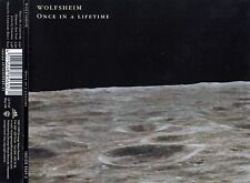 WOLFSHEIM : ONCE IN A LIFETIME / 4 TRACK-CD