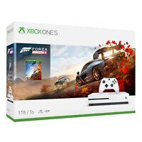 Microsoft 234-00552 Xbox One S 1TB Forza Horizon 4 Bundle White